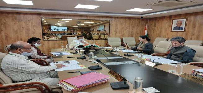 125th meeting of the Commistion