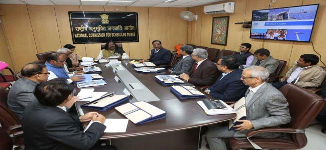 Review implementation of Safeguards meeting with NTPC